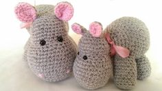 Check out this item in my Etsy shop https://www.etsy.com/listing/483020114/mother-and-baby-hippohandmade-crochet