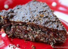 """Vymazlený Makový koláč bez mouky podle blogu """"Delicious"""" Poppy Seed Cake, Vegan Treats, Meatloaf, Feta, Paleo, Sweet, Blog, Drinks, Fitness"""