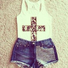 Casual clothing that is awesomely cute