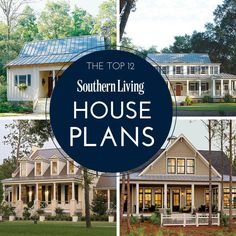 Our top 12 best-selling house plans of 2014.