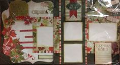 Photo Scraps - Christmas Layouts with Barb - December, 17, 2013