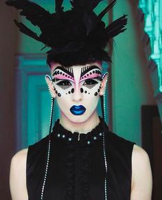 24 Instagram Make Up Artists Halloween Fans Need To Follow