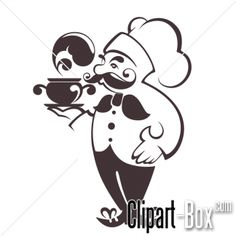 CLIPART CHEF COOK