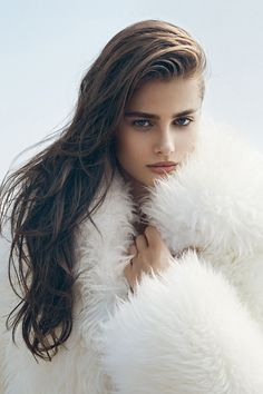 """senyahearts: """" Taylor Hill by An Le for Numéro Russia, October 2015 """""""