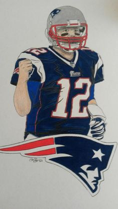 Kyle Gill(12Godhive) on | Patriots, New England Patriots and ...