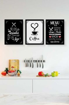 Bar Sala, Silhouette Design, Decoration, Chalkboard, Gallery Wall, Clip Art, Lettering, Coffee, Frame