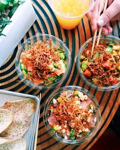 New year, new trends. As 2015 draws to a close, we've taken a look at all of the foods and restaurant trends we'll be seeing a lot of next year. From fresh takes on bright, healthful fare to exotic Pacific and Asian influences, these are the things that will be dominating the food scene — and your diet
