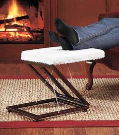 adjustable footstool elevator foot stool adjustable
