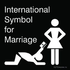 Funny quotes, jokes, memes, photos, and good humor! Marriage Symbols, Marriage Humor, Marriage Meaning, Funny Images, Funny Photos, Funny Quotes About Life, Life Quotes, Humour Quotes, Wisdom Quotes