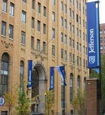 Thomas Jefferson University is a private health sciences university in Center City, Philadelphia, Pennsylvania in the United States.