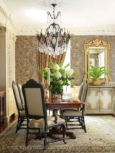 French country. TG interiors: Wilson Kelsey Design