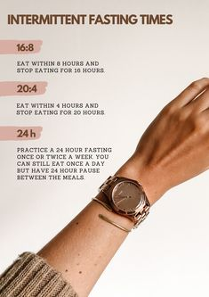 You wann start intermittent fasting and wanna know all about it? Then just go to my blog and check out the benefits of fasting.  #intermittentfasting #fasting #healthy #diet 24 Hour Fast, Lunge, Stop Eating, Intermittent Fasting, Bracelet Watch, About Me Blog, Diet, Healthy