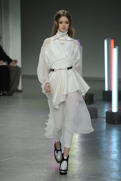Lindsey Wixson In Rodartes FW13 Runway Show. The Beauty Party
