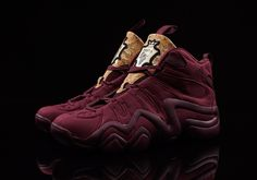 adidas Crazy 8  Vino  Basketball Sneakers 35569bb05b