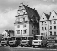 Nysa (Poland) Car Car, Old Photos, Big Ben, Poland, Vans, History, Vehicles, Travel, Image