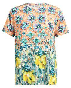 MARY KATRANTZOU | Embellishment Printed T-Shirt