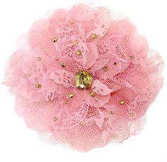 TARINA TARANTINO Lace Flower Anywhere Clip