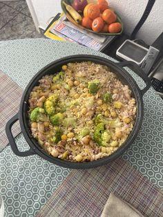 Paella, Ethnic Recipes, Food, Spring, Essen, Meals, Yemek, Eten