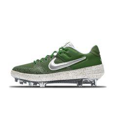 23905b97bce0 Nike Alpha Huarache Elite 2 Low MCS Premium By You Baseball Cleat Baseball  Cleats