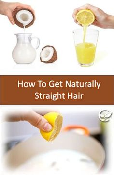 How to get naturally straight hair ? If you are looking for this answer my today's topic is for you. This is the mega post where you find some super tips of how you can get naturally straight hair. Don't miss the cream, just keep reading.