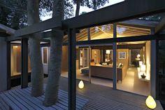 Dwell - Must-See Modern Beach Houses on Fire Island Tour