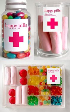 happy pills ( para la enfermera)