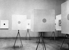 Stanisław Zamecznik, exhibition design, 1960-5
