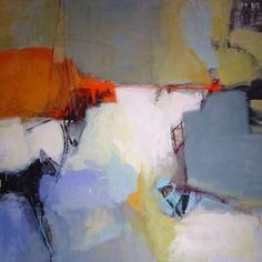 Carol Browning - Abstraction - 37 x 37