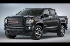 GMC CanyonCanyon é a versão da GMC da caminhonete de médio porte Chevrolet Colorado, o que significa... - Reprodução/FORBES