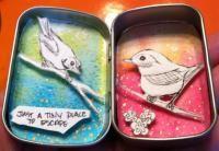 Artwork by Melissa Fetalvero (Mini Altoids Tin) ATCsforALL - Gallery - Uploads Posted By kwailin777