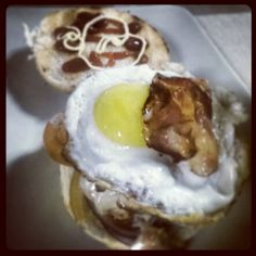 Juliette's #diner I loved you and I miss you . #hamburger with #bacon #cheese #egg and #sauces