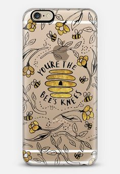 you're the bees knees- Valentines day iPhone 6s case by Julie Kim | Casetify