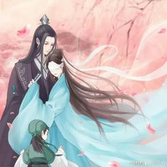 Eternal Love - 三生三世十里桃花 Cherry Blossom Art, Peach Blossoms, Fantasy Drawings, Fantasy Art, Eternal Love Drama, Cute Couple Art, China Art, Creative Pictures, Dramas