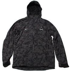 mastermind JAPAN x F.C.R.B. camouflage jacket
