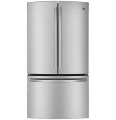 PWE23KSDSS | GE Profile™ Series ENERGY STAR® 23.1 Cu. Ft. Counter-Depth French-Door Refrigerator | GE Appliances