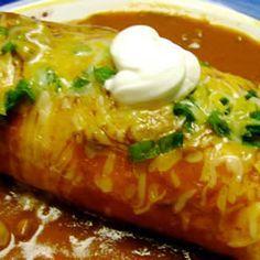 Fabulous Wet Burritos Recipe - Allrecipes.com