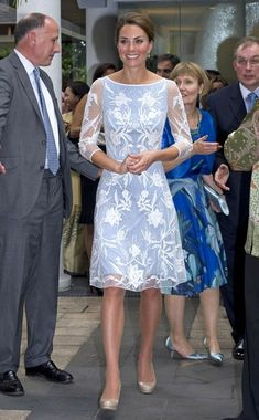 Kate Middleton Photos - Will and Kate attend a reception - Zimbio