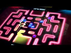 Pac Man Battle Royale - New 4 Player Pac-Man Video Arcade Game - BMIGaming.com - Namco