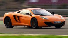McLaren's MP4- 12C, from TopGear #McLaren, #TopGear