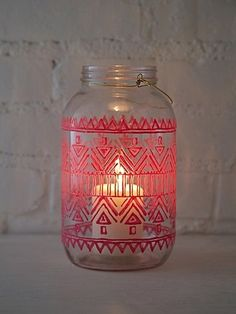 Free People Mason Jar Lantern...this is selling for $60 according to the link. I could make this for a couple bucks.