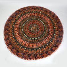 Mandala Cotton printed beach throw hippie home decor table cloth round tapestry #Handmade #AnimalPrint