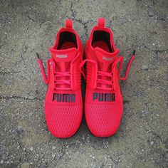 eb5a595cc10 Puma Ignite Limitless Risk Red Size Man - Pric Red Puma Sneakers