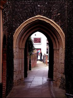 St John Alley, Norwich