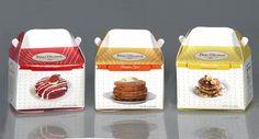Bon Vivant Selections Gourmet Pancake Mixes by Angelica Mundrick, via Behance