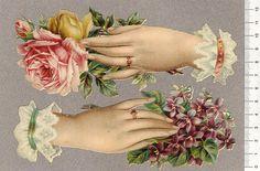 Blomsterhander-2-st by Cilla in Sweden, via Flickr
