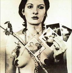 6. O corpo na Arte contemporânea