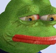 Snake skin Pepe