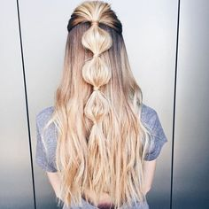 Top Knot Extensions// Hair Extensions// Hairstylist // Clip-In Extensions // Hand-Tied Wefts // Tape-Ins // Halo Extensions // Best Hair Extensions #hairextensions #besthairextensions #extensions #hairstylist