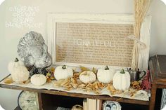 Catherina's Creative Corner: Thanksgiving! {No...not Christmas Yet, though the countdown has begun}