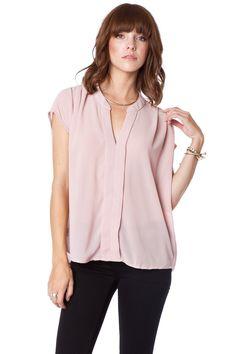ShopSosie Style : Flynn Top in Pink